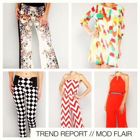 TREND REPORT // MOD FLAIR
