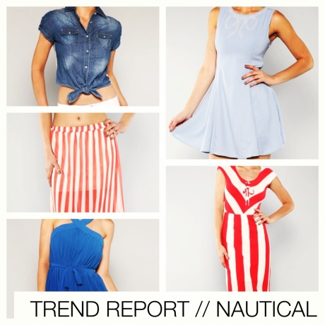 TREND REPORT // NAUTICAL