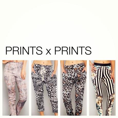 prints x prints