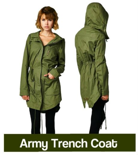 armytrenchcoat