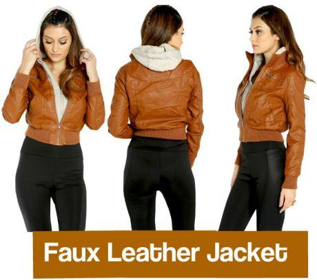 fauxleatherjacket