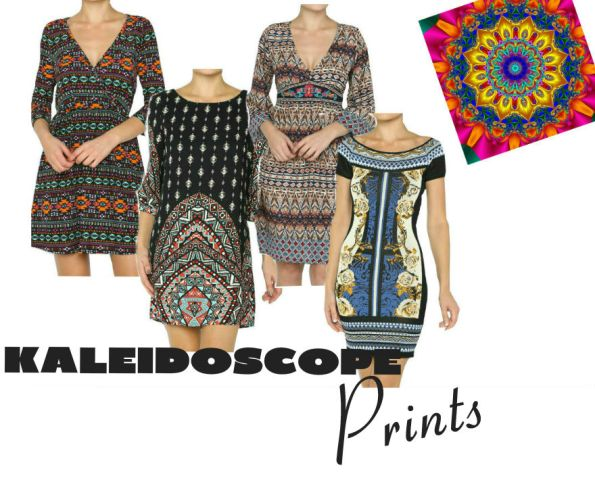 kaleidoscope prints